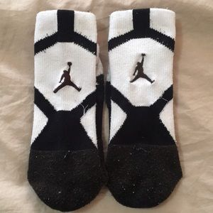 Air Jordan Nike crew socks